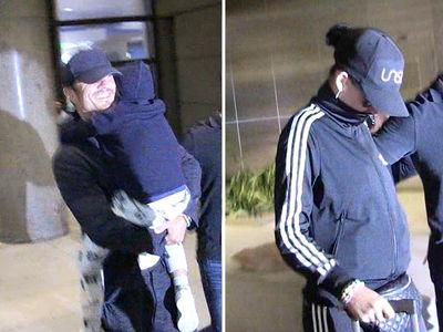 Orlando Bloom and Katy Perry -- Bonding Vacay with His Son ... Miranda Silent (VIDEO)