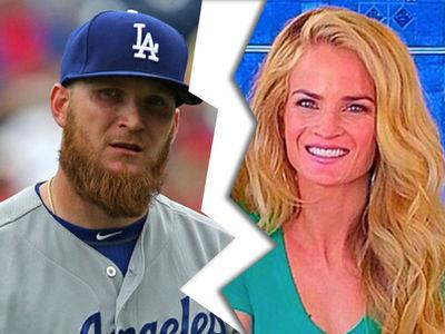 L.A. Dodgers' J.P. Howell -- Wife Calls for Divorce