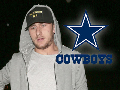 Dallas Cowboys -- 'No Chance' We Sign Manziel ... He's Too Messed Up (AUDIO)