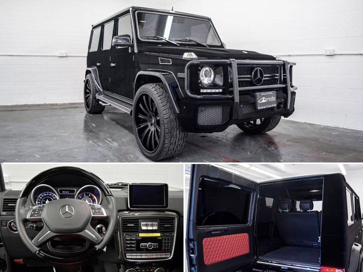 kylie jenner her g wagon can be yours
