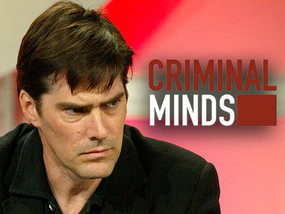 Thomas Gibson -- Fired From 'Criminal Minds'
