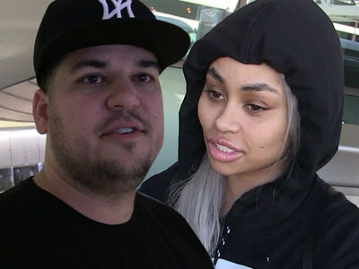 Rob Kardashian & Blac Chyna -- Massive, Constant Conflict Fuels Reality Show