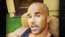 Shemar Moore -- Hey, Thomas Gibson ... Karma's a Bitch (VIDEO)