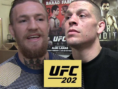 UFC 202 -- Who Wants Tickets?!?