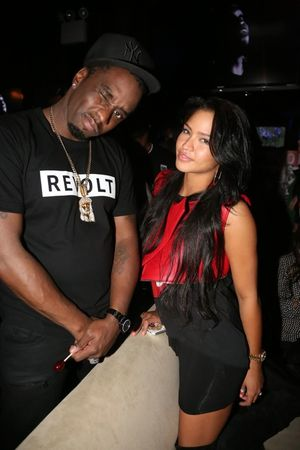 Cassie and Diddy -- Together Photos