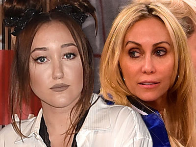 Tish & Noah Cyrus Sued -- Thanks for the Rear-End ... Now I Can't Get It On!