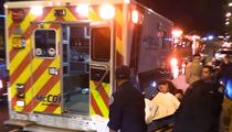 Carlton Gebbia -- Carted From Club On a Stretcher (VIDEO)
