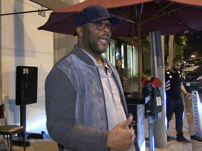 Tyler Perry -- So, I Cast White Actors ... Get Over It, People! (VIDEO)
