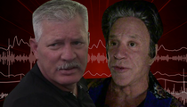 Lenny Dykstra -- If Mickey Wants A Fight ... He Better Kill Me (AUDIO)