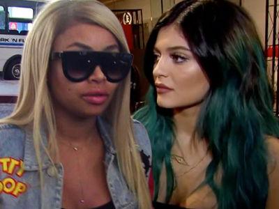Blac Chyna -- I'm Kool with Kylie