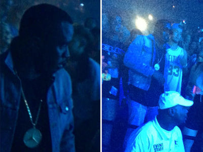 Diddy -- Cheers for Drake ... Beef Dead & Buried (PHOTOS + VIDEO)