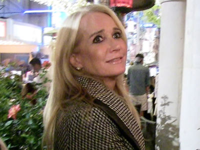 Kim Richards -- Dodges Jail Bullet