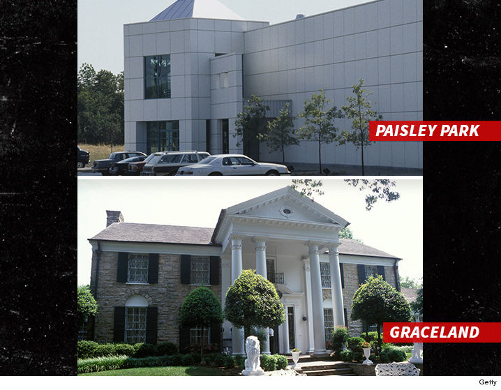 Tour Prince S Paisley Park Courtesy Of Elvis Presley Tmz Com