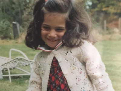 Guess Who This Cardigan Wearing Kid Turned Into!