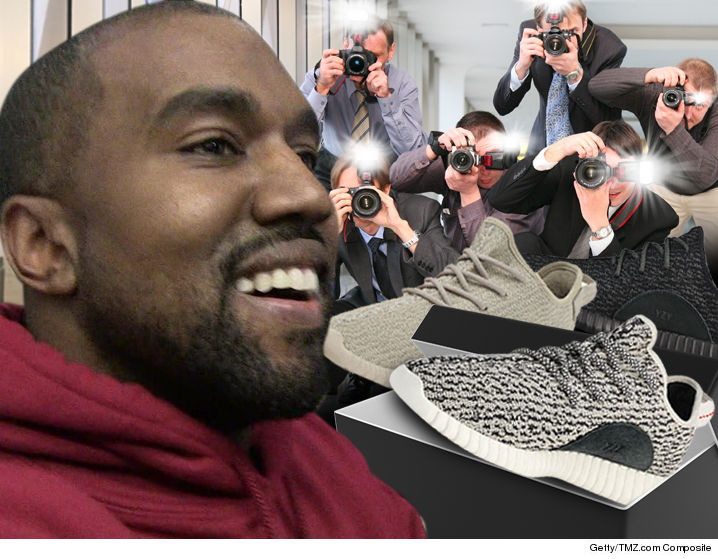 Kanye West Delivers on Promise and Gives Free Yeezys to Paps!  47d1c8487