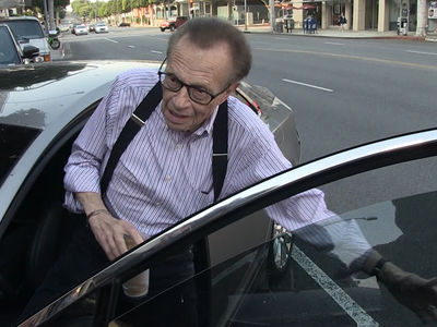 Larry King -- My Wife and I Will Work Things Out (VIDEO)