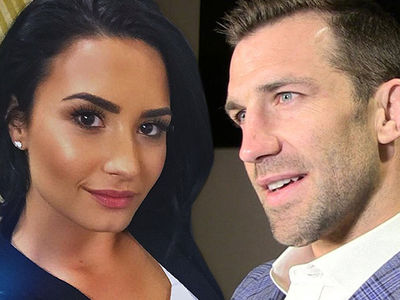 Demi Lovato -- Dating UFC's Luke Rockhold ... We're Cool for the Summer (PHOTOS)