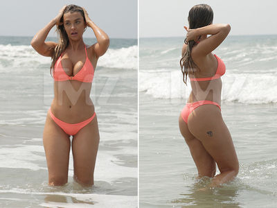 Model Emily Sears -- My Butt's a Pro at Eating Bikinis (PHOTO GALLERY)