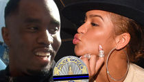 Diddy & Cassie -- We're Back On!! And the Cops Are Off the Case