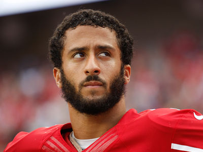 Colin Kaepernick -- Sits During Anthem ... I'm Not Gonna Show Pride To A Country That 'Oppresses Black People'