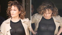 JLO -- Bustin' Out in NYC (PHOTO)