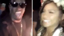 Diddy & Cassie -- A Little BDay Cake Makes It All Better (VIDEO)