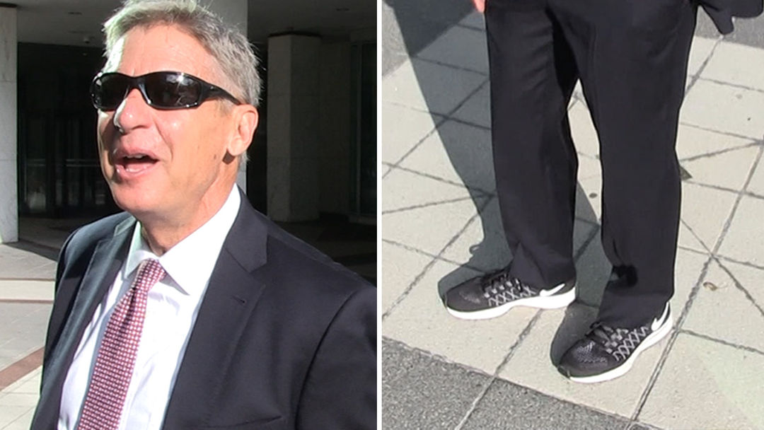 a1bbfb1c2 Libertarian Nom Gary Johnson  No Yeezy s for Me