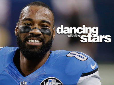 Calvin Johnson -- I'm Coming Out Of Retirement ... For 'Dancing With the Stars'