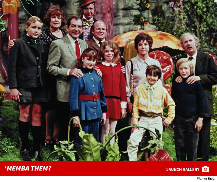 'Willy Wonka & The Chocolate Factory' Cast: 'Memba Them