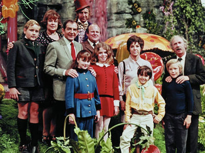 'Willy Wonka & the Chocolate Factory' Cast: 'Memba Them?