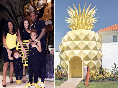 Fabolous -- Digs in a Pineapple Under the Sea ... For $4k a Night (PHOTO GALLERY + VIDEO)
