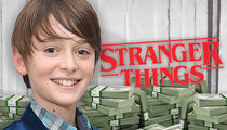 'Stranger Things' Actor -- Will Byers Made $tacks ... For Going Missing!