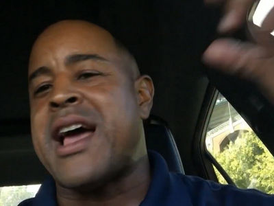 Ex-MLB & NFL Star Brian Jordan -- Not Impressed With Tebow Homer ... 'Athletes Can Get Lucky' (VIDEO)
