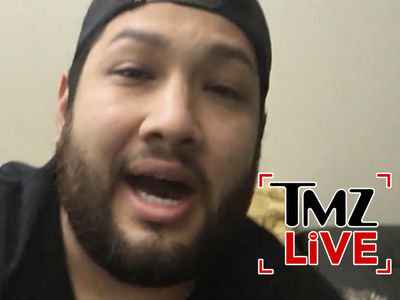 Chris Brown Accuser -- Allegedly Texts Friend ... 'This Motha******'s About To Go Down' (TMZ LIVE VIDEO)
