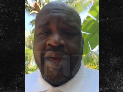 Detective Shaq -- David Beckham Wallet Caper ... Case Closed (VIDEO)