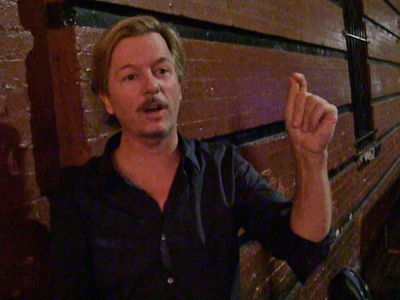 David Spade -- Reveals Peyton Manning Jokes ... Too Hot for 'Comedy Central Roast' (VIDEO)