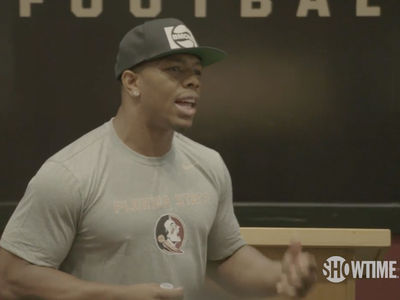 Ray Rice to Florida State Football Team -- Don't Screw Up Like Me (VIDEO)