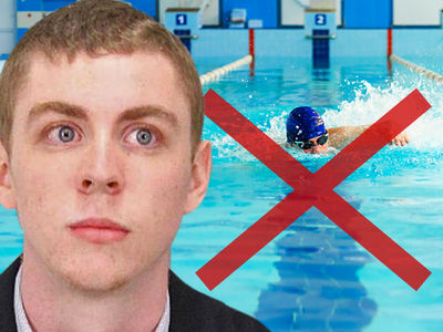 Brock Turner -- He Can Apply at Swim Club ... But Fat Chance He's Getting In