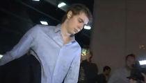 Brock Turner -- Sex Assault Convict Walks After 3 Months (VIDEO)
