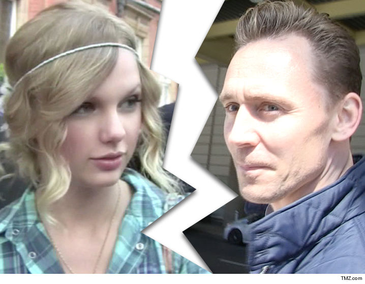 Taylor Swift And Tom Hiddleston Split Tmzcom