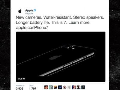 iPhone 7 Debut -- Apple Screws Itself (PHOTO + VIDEO)
