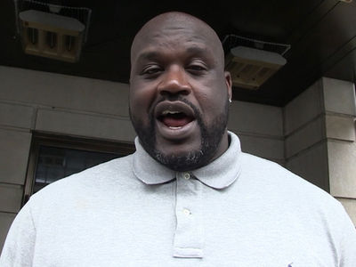 Shaq -- Don't Worry, LSU ... We're Gonna Win The National Championship!! (VIDEO)