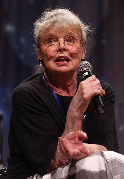 Laurel Goodwin is now 74 years old.