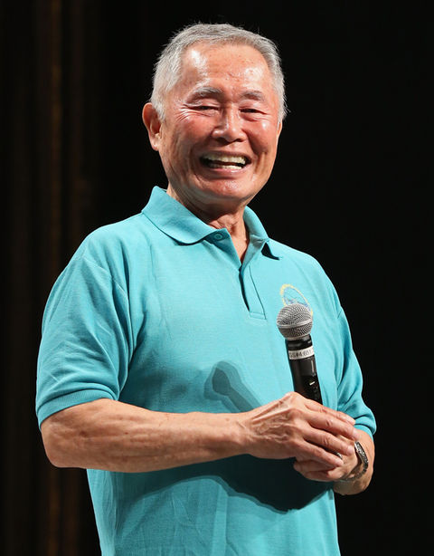 George Takei is now 79 years old.