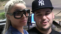 Blac Chyna -- Paternity Test BS ... She and Rob Tried to Get Pregnant