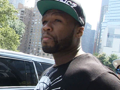 50 Cent -- Your Superhero's an Impostor ... We'll Stop Him in Court! (UPDATE)
