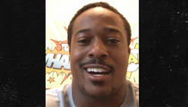 Titans' Avery Williamson -- God Told Me to Wear 9/11 Cleats (VIDEO)
