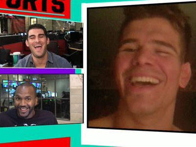 UFC's Mickey Gall -- I Loved WWE Spoof ... 'Crappy' For Punk Though (VIDEO)