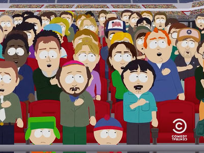 Colin Kaepernick -- Gets 'South Park'd' ... With 'Cops Are Pigs' Anthem (VIDEO)