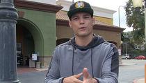 UFC'S Alan Jouban -- Since We're Beating Up WWE Guys ... I WANNA FIGHT BIG SHOW!! (VIDEO)